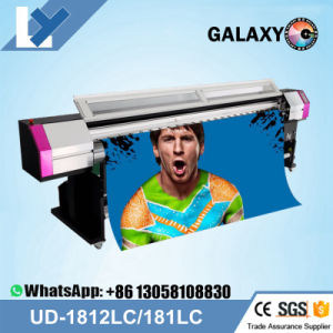 Galaxy Ud-1812LC/181LC Printer 1.8m with Original Dx5 Print Head 1440dpi Indoor & Outdoor Dx5 Eco Solvent Printer (UD-181) pictures & photos
