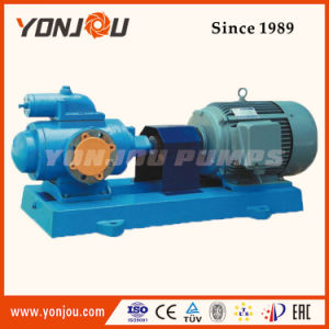 Yonjou High Temperature Below 350 Centigrade, High Viscosity Triplex Screw Pump pictures & photos