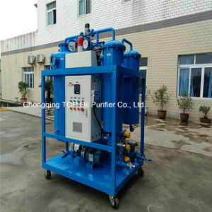 Low Noise Automatic Turbine Oil Recycling Plant (TY-300) pictures & photos