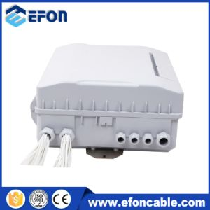 IP65 FTTH 72 Cores Fiber Optical Wall Box pictures & photos