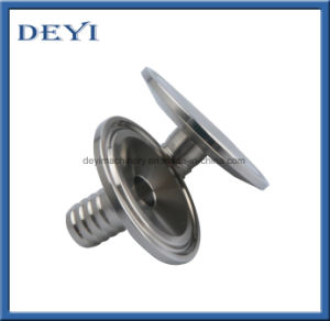 Stainless Steel Sanitary Hose Nipple pictures & photos