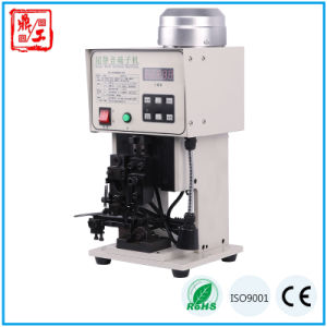 Competitive Price Wire Terminal Crimping Machine Semiauto pictures & photos