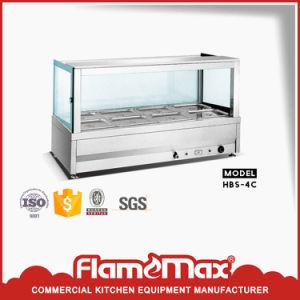 8 Pan Hot Food Display (HBS-8G) pictures & photos