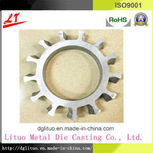 China Made Motorcycle Part in Aluminum Alloy Die Casting pictures & photos