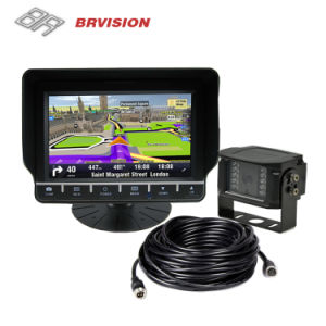GPS Navigation Reversing System for Trucks pictures & photos