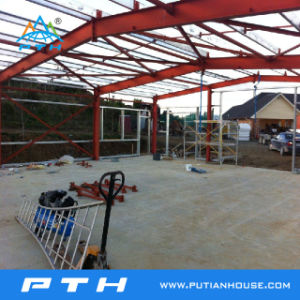 Prefabricated Big Span Steel Structure for Warehouse pictures & photos