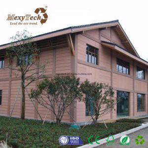 Canton Composite Plastic Wood Outdoor UV Resistence Wall Cladding pictures & photos