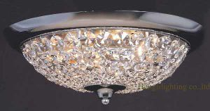 Crystal Ceiling Lamp (HLC-20823-5)