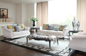 New Design Promotion Fabric Sofa Set S6937 pictures & photos