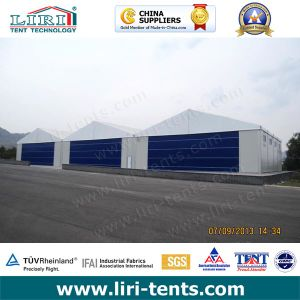 Aluminium Structure Warehouse Tent with Sandwich Panel pictures & photos