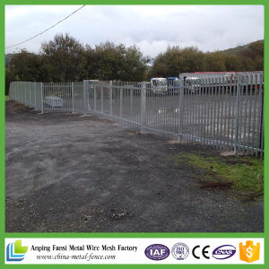 2.1*2.4m Removable Hot-Dipped Galvanized Temporary Fence pictures & photos