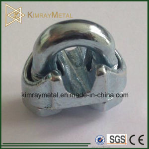 Us Type Malleable Galvanized Wire Rope Grip pictures & photos
