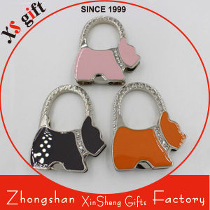 Custom Dog Shaped Metal Bag Hanger pictures & photos