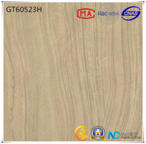 600X600 Building Material Ceramic Light Grey Absorption Less Than 0.5% Floor Tile (GT60521+60522+60523+60525) with ISO9001 & ISO14000 pictures & photos