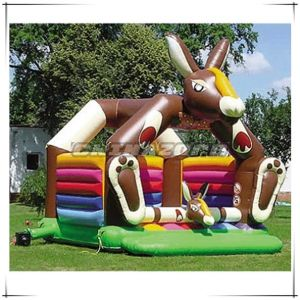 Funny Donkey Inflatable Bouncy Castle Factory Price