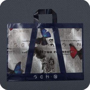 PE Shopping Bag pictures & photos