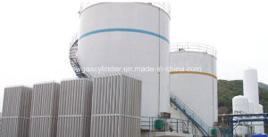 Cryogenic Liquid Argon Tank 25m3 pictures & photos