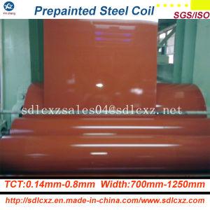 (0.14mm-0.8mm) PPGI Prepainted Galvanized Steel Coil/PPGI Steel Coil pictures & photos