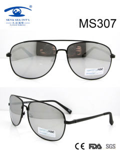2016 High Quality Best Design Metal Sunglasses (MS307) pictures & photos