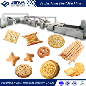 Full Automatic Hard and Soft Biscuit Machine pictures & photos