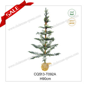H1-2 Feet Professional Supplier Plastic Christmas Tree Party Supplie