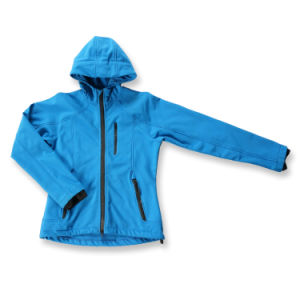 Polyester Softshell Jacket (SM-075A) pictures & photos