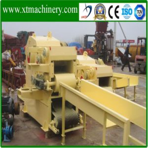 12t Per Hour Output, Competitive Price Wood Crushing Chipper Machine pictures & photos