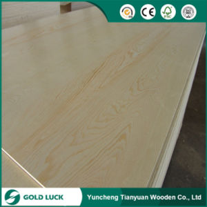 2mm Oak Cherry Maple Commercial Plywood for Furniture Decoration pictures & photos
