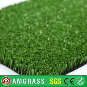 Green Color 15mm Professional Tennis Synthetic Grass pictures & photos