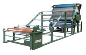 Vertical Net Belt Laminating Machine pictures & photos