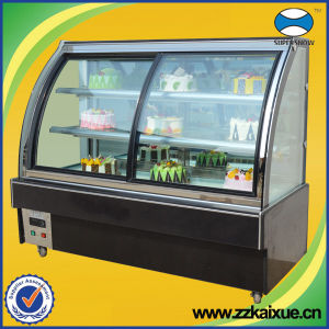 Thoughened Glass Bakery Equipment for Sale
