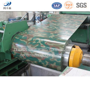 Camouflage Pattern PPGI/PPGL for Roofing Sheet pictures & photos