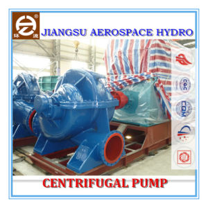 Hts1400-16j/High Pressure Centrifugal Pump with Motor pictures & photos