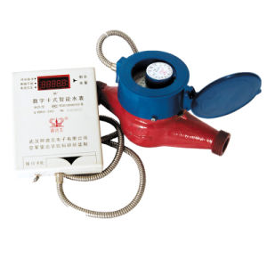 IC Card Prepaid Hot Digital Water Meter pictures & photos