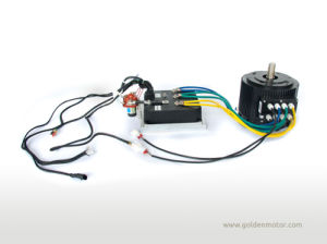 CE Approved High Power 10 Kw Electric Motorcycle Motor pictures & photos