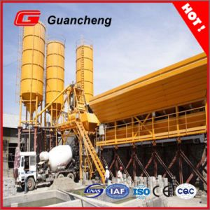 Hzs Ready Mixed Concrete Mixing Batching Plant with 50m3/H Productivity pictures & photos