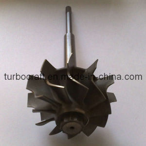 HX30 Turbine Wheel Shaft pictures & photos