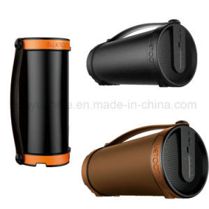 2.1 CH Outdoor Active HiFi Bluetooth Leather Speake pictures & photos