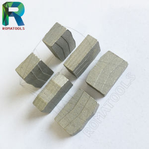 Diamond Segments for Hard Stone Granite Marble Block Cutting pictures & photos