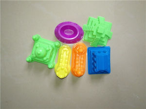 Educational Colorful Crazy Play Sand Toys Space Sand for Kids pictures & photos