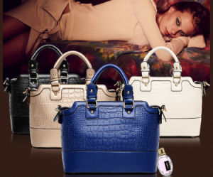 High Quality Leather Ladies Bag Best Gifts pictures & photos