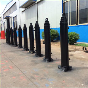 Trailer Multistage Telescopic Hydraulic Cylinder pictures & photos