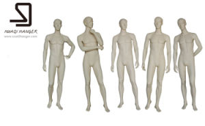 Fiberglass Male Mannequins, Skin Color Men Mannequins pictures & photos