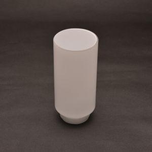 Handblown Threaded Opal Glass Lamp Shade pictures & photos