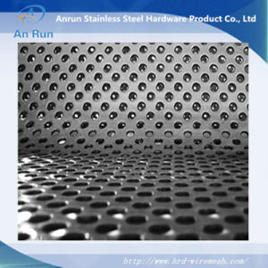 5.5 mm Round Hole Perforated Aluminum Steel Sheet Metal pictures & photos