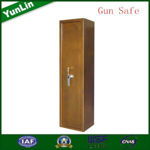 Mechanical Lock with Handle Gun Cabinet, Have Patent Structure