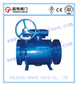 Forged Trunnion Ball Valve - 3PC Type