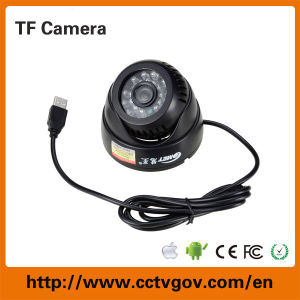 Best Selling Mini CCTV Camera with 32g TF Card Resolution 640*480 pictures & photos