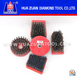Diamond Abrasive Brush for Stone Profiling (HZAB) pictures & photos
