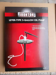 Lubrication Hand Operated Bucket Pump Gear Lube Dispenser pictures & photos